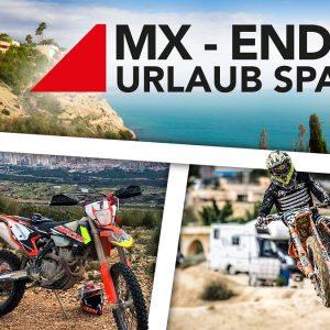 Von Anfang Dezember 2020 bis Ende März 2021 bieten wir euch organisierte MX- und Enduro Urlaube in Süd-Spanien bei Alicante.