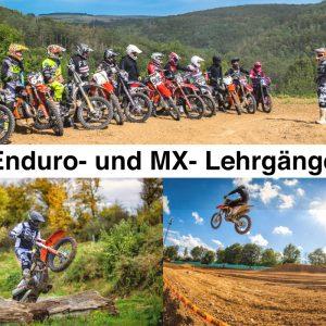 Marco Dorsch Enduro- und MX Lehrgänge in der Nähe von Heilbronn.