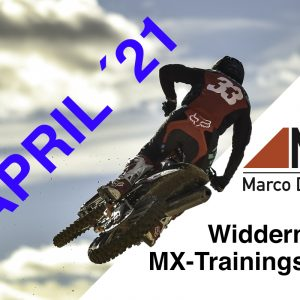 Marco Dorsch Off-Road Training