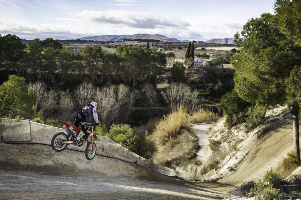 MX-Urlaub in Spanien auf mindestens sechs verschiedenen Motocrosspisten